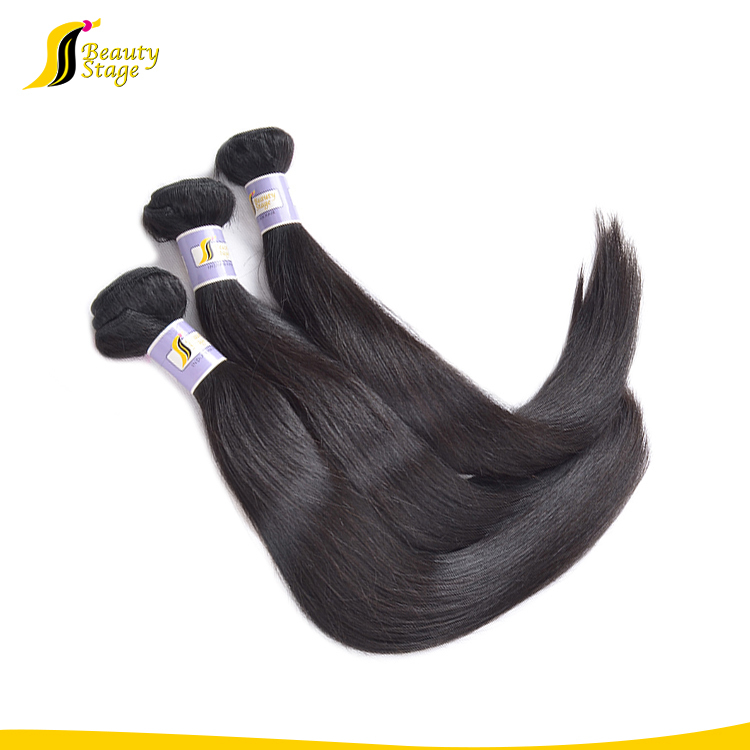 Wholesale guangzhou new light fair brazil hair weave trade hair,black hair products distributors