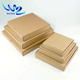Cheap custom mailing shipping boxes brown craft corrugated foldable paper box