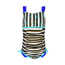 2017 Top Quality Cover Up One Piece Custom printed high cut teen swimsuit