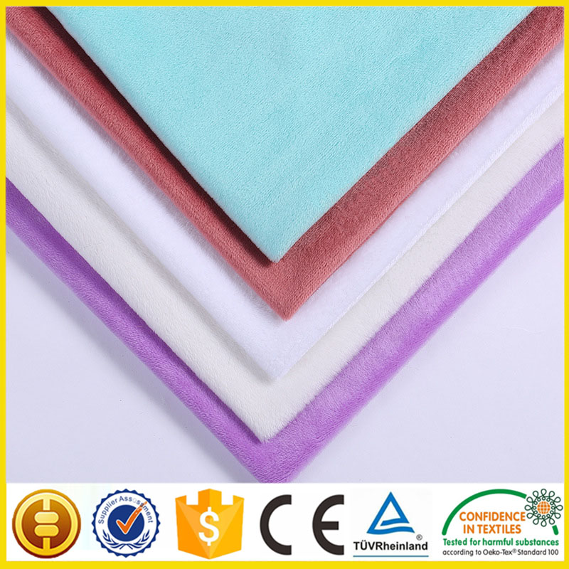 factory price tricot fabric for automobiles china supplier