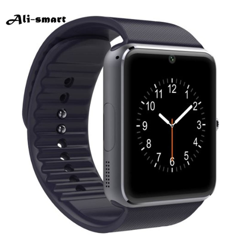 GT08 Bluetooth Smart Watch With SIM Card Slot And NFC Smart Health Watch For