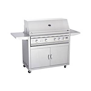 "38"" TRL Built-in Grill with Cart Fuel Type: Natural Gas"
