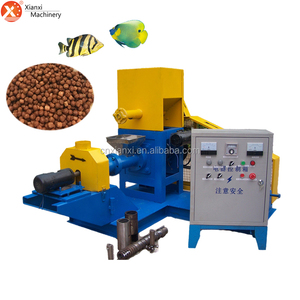 Factory price CE certificated floating fish feed formulation and production,fish food making extrude machinery