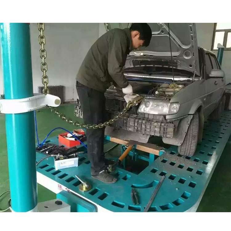 Best Quality Car Bench China Hydraulic Pump For Chis Straightener Auto Body Repair Frame Machine Product On Alibaba