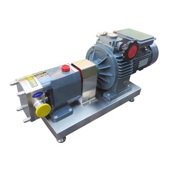 Sd Control Lobe Pump With Abb Motor Oil Free/ Low Noise Blower /vacuum on