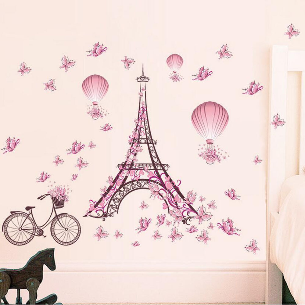 Dekorasi Rumah Menara Eiffel 3d Stiker Dinding Buy 3d Dinding Stiker Dekorasi Rumah Stiker Dinding Menara Eiffel Stiker Dinding Product On