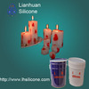 RTV-2 for High Quality Durable silicone rubber candle molds
