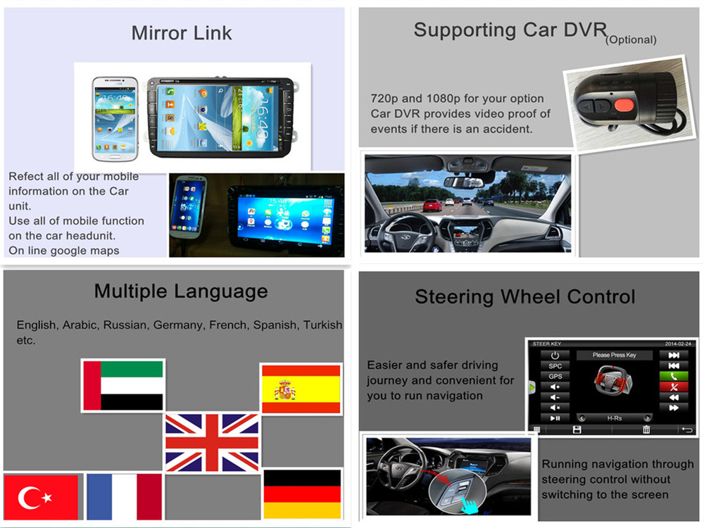 Android lettore dvd dell'automobile per BMW Serie 1 E81 E82 E87 E88 car audio video gps bluetooth car audio android sistema di navigazione