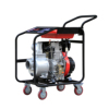 186FA diesel engine 4 inch portable diesel water pump