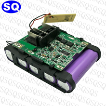 12 V fast charging lithium titanate battery pack 18650 for electronic tools