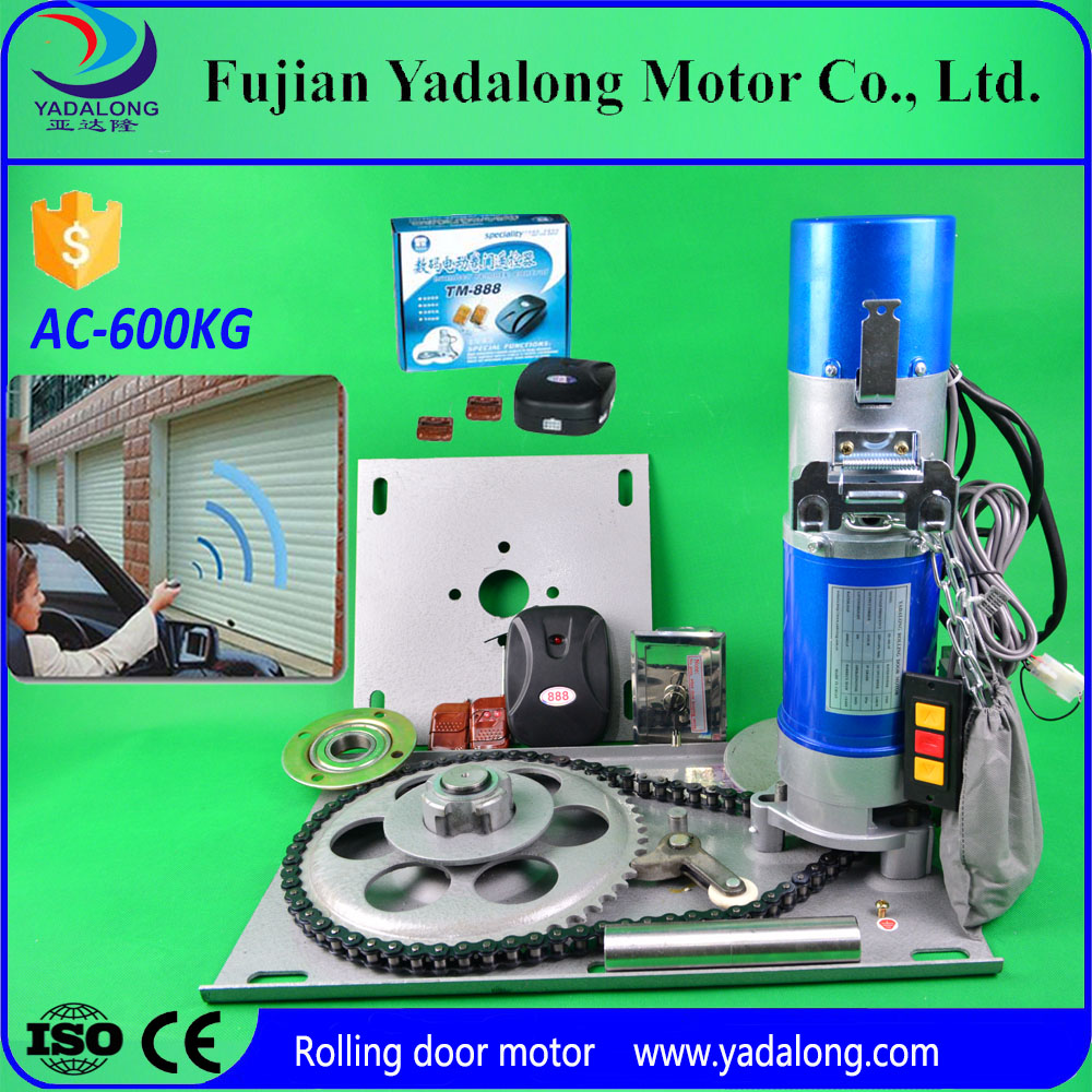 Remote Control Chain Drive Roller Door Electric Motor