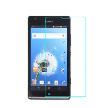 2.5D Premium Tempered Glass Screen Protector For Sony M35h Xperia SP C5302 C5303 Protective Film