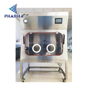 Pharmaceutical sterilized/aseptic test isolator of clean room