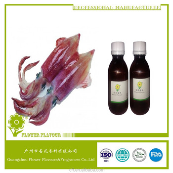 Squid Concentrated Flavouring Essence,Good Quality Squid Liquid Flavor  Concentrate Used For All Kinds Of Meat Products - Buy Concentrated  Flavouring