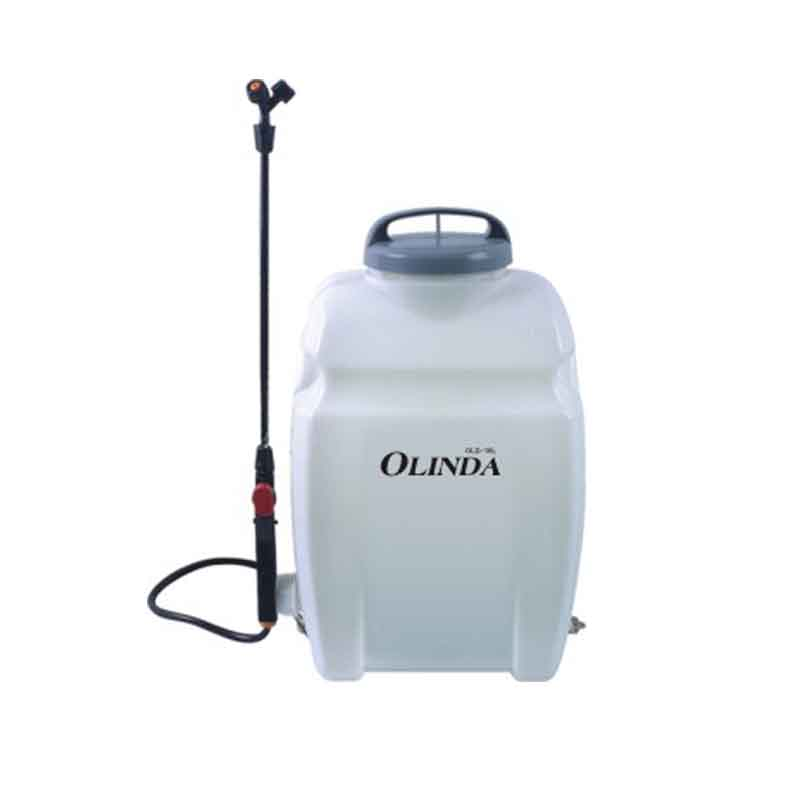 OLINDA plastic knapsack battery agricultural sprayer Garden Home Electric Operated 4Gallon 16L <strong>Spraying</strong>