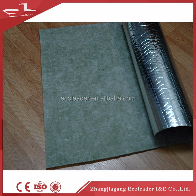Rubber mat for soundproof,silent underlay mat