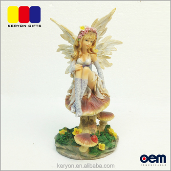 Newest Hand Painted Beautiful Resin Fairy Figurines Wholesale - Buy Fairy  Figurines Wholesale,Resin Fairy Figurines Wholesale,Beautiful Resin Fairy