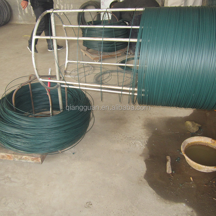 PVC Coated / Galvanized Iron Binding Wire / Stainless Steel Wire for construction