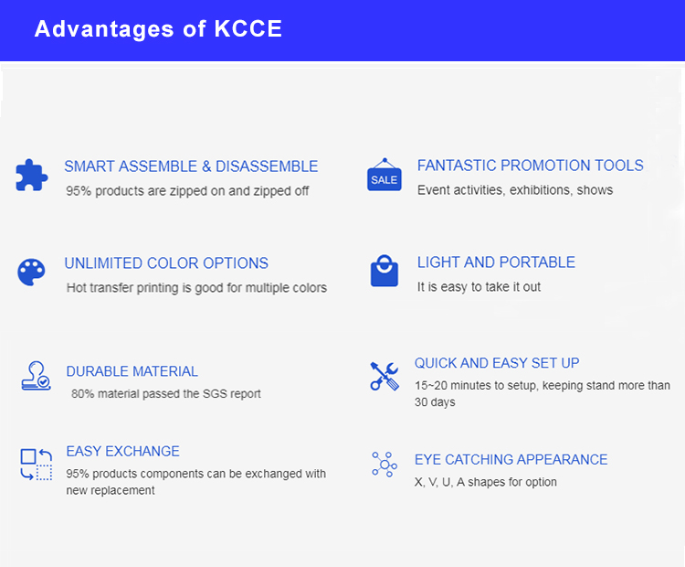 Advantage of KCCE