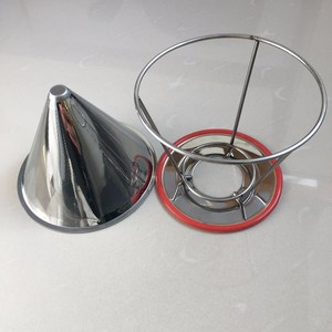 Food grade stainless steel coffee filter/coffee dripper