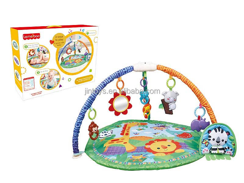 baby toys Hot sale New Educational toy baby mat/ funny baby toys mat/ baby play mat