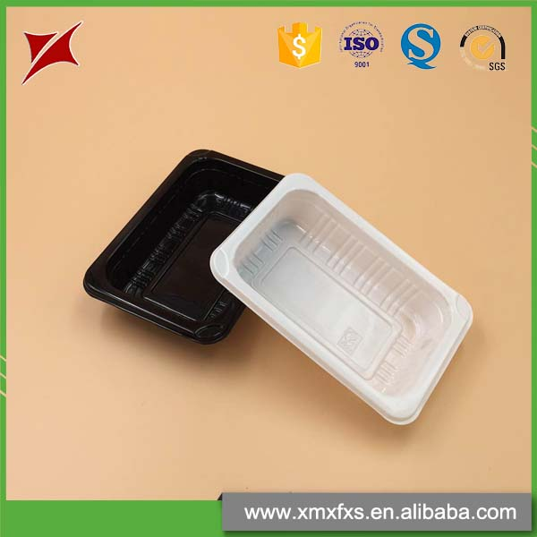 Custom Security Food Storage Boxes Recyclable Plastic Food Box