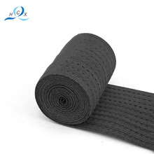 140mm black color hot sell low price mesh elastic band