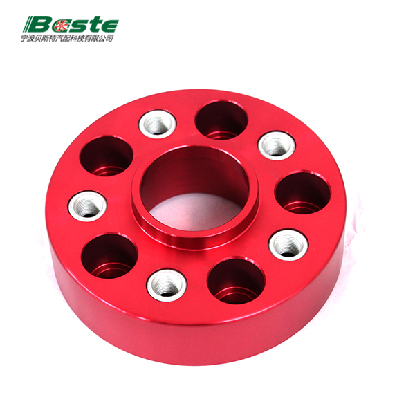 2 WHEEL ADAPTERS WHEEL SPACERS 5x4.5//5x4.75 TO 5x135 15MM THICK 74MM CB 12x1.5