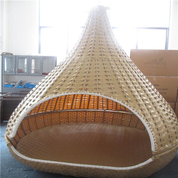 ext rieur en osier lit suspendu osier pe la main tiss hamac outils de jardin id de produit. Black Bedroom Furniture Sets. Home Design Ideas