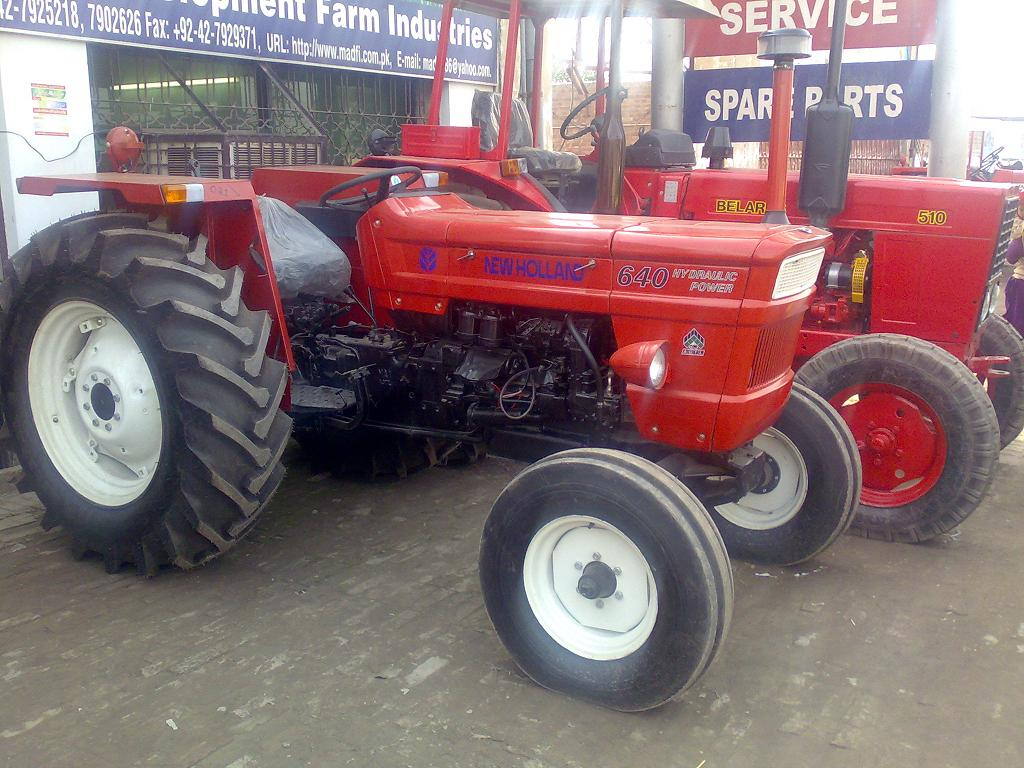 new garden federalsburg on in sale made md newholland lot site tractor auction tractors from by s holland maryland