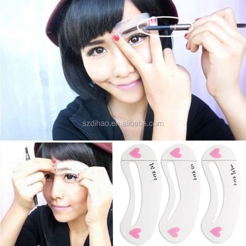 Eyebrow guide template wholesale eyebrow suppliers alibaba maxwellsz