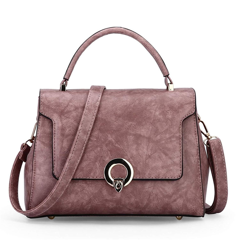 ebe65443e4c Get Quotations · Women Handbags Luxury Female Bags Handbags Trendy Metal  Buckle Crossbody Bags For Women Korean