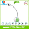 HD Touch the color ring or automatic color selection gradient smart parents desk lamp WIFI p2p ip camera