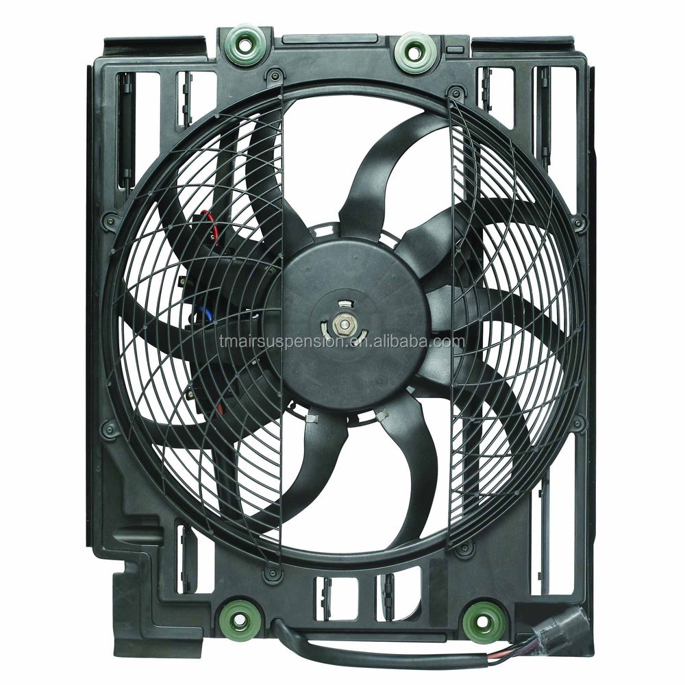 Best Price Auto Parts Radiator A/c Condenser Fan Assembly For E39 ...
