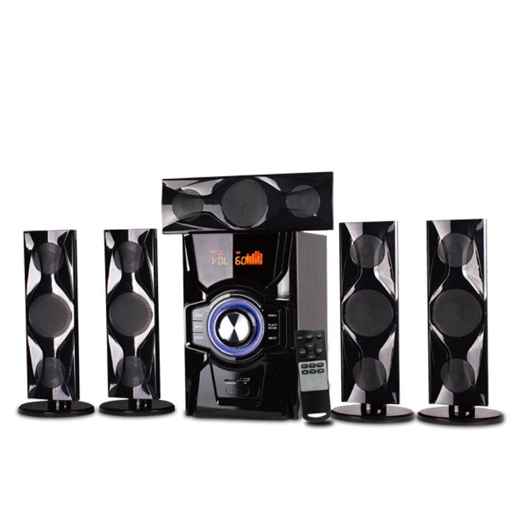 Cari Kualitas tinggi 5.1 Channel Home Theater Amplifier Prod