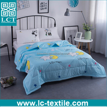 wholesale factory directly cheap price microfiber school Children quilt for thailand/africa/Vietnam/india