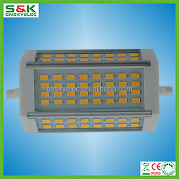 118mm led r7s 20w double ended 150w rx7s metal halide lamp led r7s