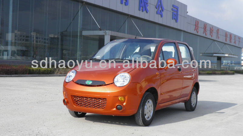 high speed electric car with EEC/CE/DOT certificate