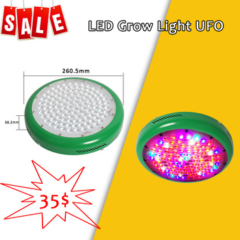Hot Promotion Full spectrum 118w UFO LED grow lights