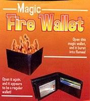 Magic Fire Wallet