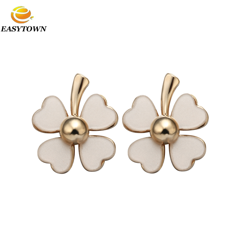 Wholesale fashion gold plated stud <strong>earring</strong> for women jewelry