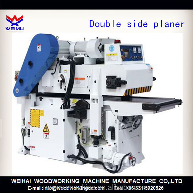 Top quality and best price wood press planer MB206H