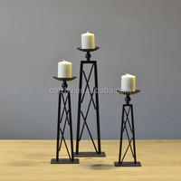 floor standing metal christmas tree candle decoration holders