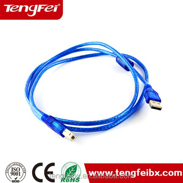 USB Printer cable 25pins USB Printer cable USB TO 1284 Adapter
