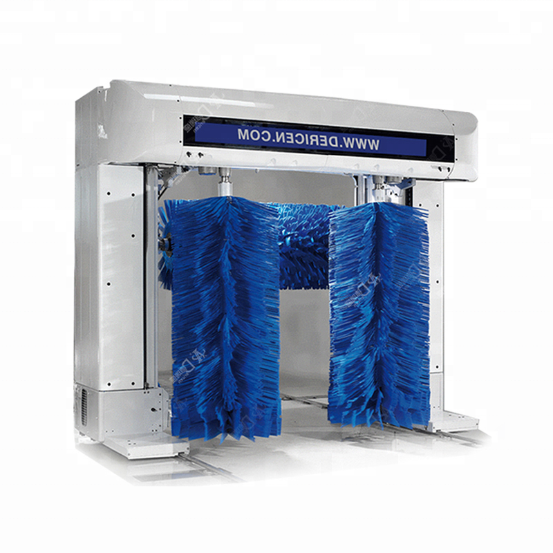 Dericen Dl7f Car Washing Machine Buy Automatic Car Washer For Sale