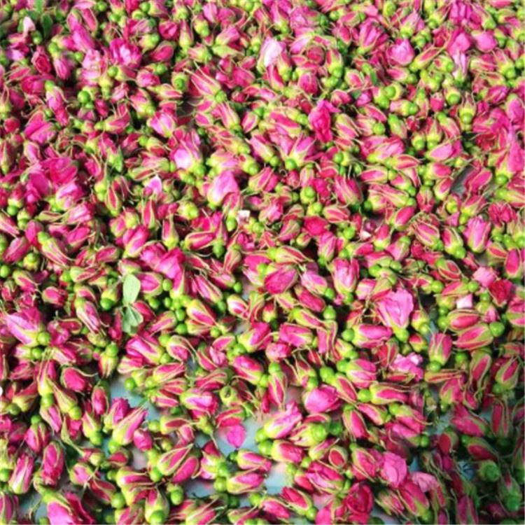 Natural Edible Dry Rose Bud Tea/ Rose Flower Tea - 4uTea | 4uTea.com