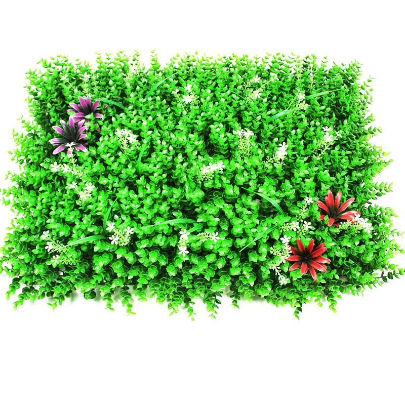 ירוק צמח קיר מלאכותי דשא תאשור גידור גינה בחצר האחורית בית תפאורה רקע סימולציה מילאנו דשא חיצוני פרח קיר
