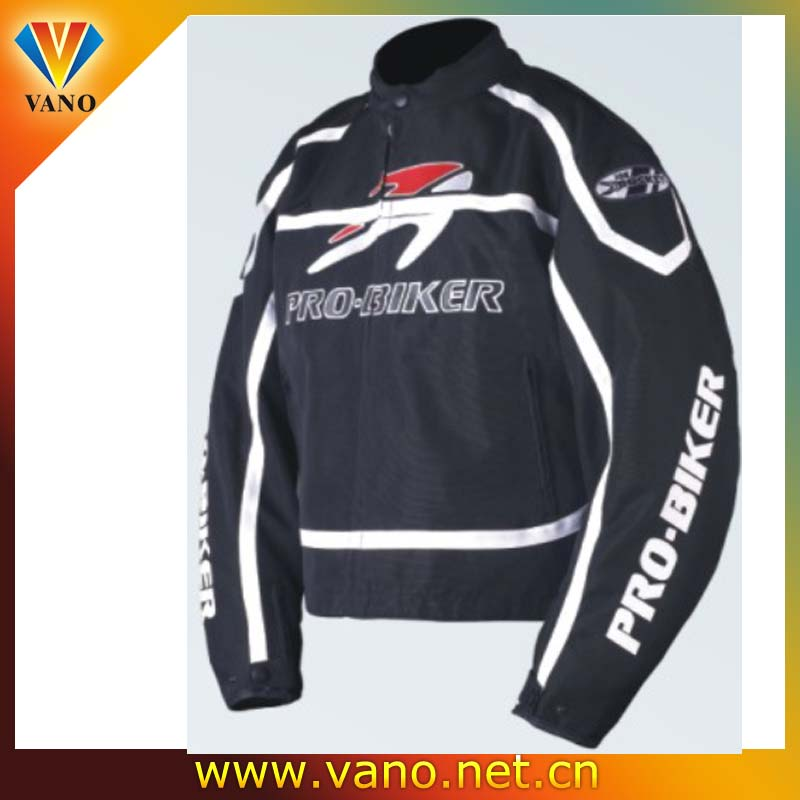 China sport clothing manufacturer first racing motorcycle jacket