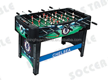 Tabletop Soccer Table Game Mini Foosball Game Table With Leg /Game Soccer