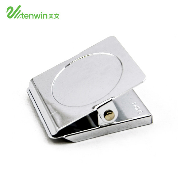 hospital stationery Tenwin 1802 metal silver for white board use magnet clips